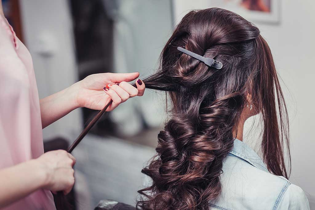 hairdressing for men women and children at colours hair and beauty